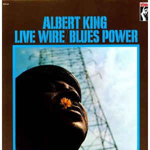 Albert King - Live Wire / Blues Power - Album Cover