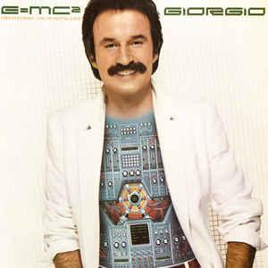 Giorgio Moroder - E=MC² - Album Cover