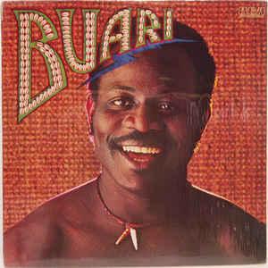 Buari - Album Cover - VinylWorld