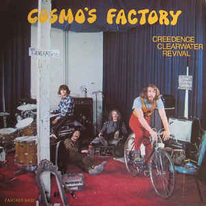 Creedence Clearwater Revival - Cosmo's Factory - Album Cover