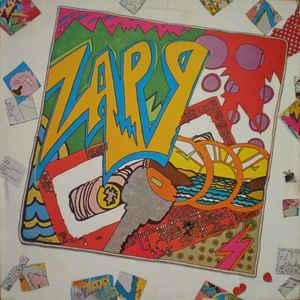 Zapp - Album Cover - VinylWorld