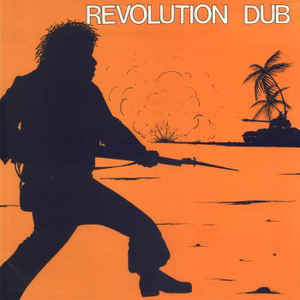 Lee Perry & The Upsetters - Revolution Dub - Album Cover