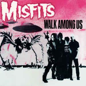 Misfits - Walk Among Us - Album Cover