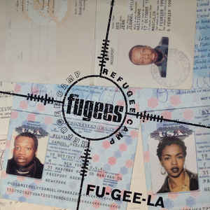 Fugees - Fu-Gee-La - Album Cover
