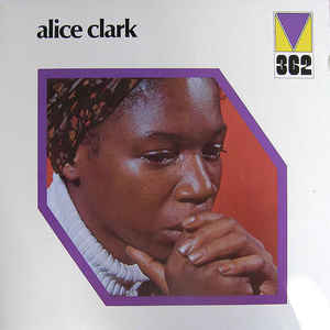 Alice Clark - Alice Clark - Album Cover