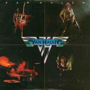 Van Halen - Album Cover - VinylWorld