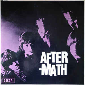 The Rolling Stones - Aftermath - Album Cover