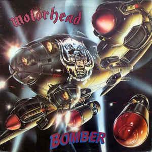 Motörhead - Bomber - Album Cover