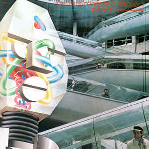 The Alan Parsons Project - I Robot - Album Cover
