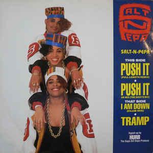 Push It - Album Cover - VinylWorld