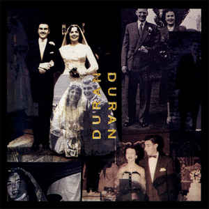 Duran Duran - Duran Duran (The Wedding Album) - Album Cover