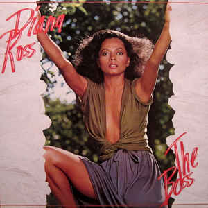 Diana Ross - The Boss - VinylWorld