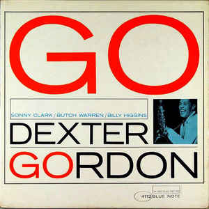 Go! - Album Cover - VinylWorld