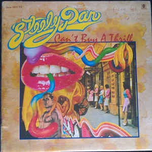Steely Dan - Can't Buy A Thrill - Album Cover