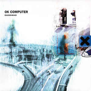 OK Computer - Album Cover - VinylWorld