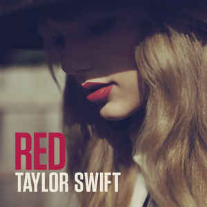 Taylor Swift - Red - Album Cover