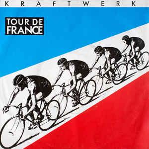 Kraftwerk - Tour De France - Album Cover