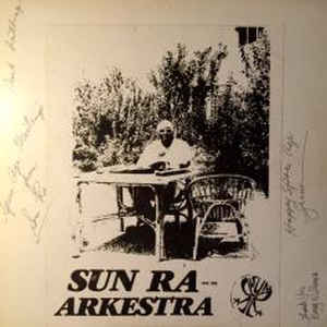 The Sun Ra Arkestra - Sleeping Beauty - Album Cover