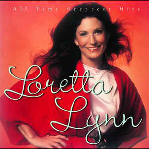 Loretta Lynn - All Time Greatest Hits - Album Cover