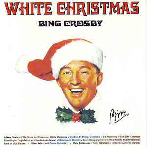 Bing Crosby - White Christmas - VinylWorld