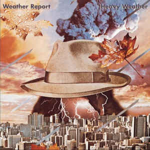 Weather Report - Heavy Weather - Album Cover