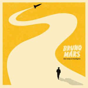 Bruno Mars - Doo-Wops & Hooligans - Album Cover