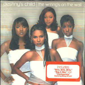 Destiny's Child - The Writing's On The Wall - VinylWorld