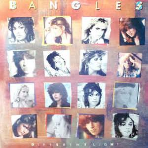 Bangles - Different Light - Album Cover