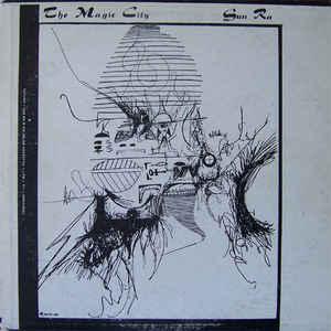 The Magic City - Album Cover - VinylWorld