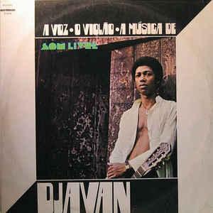 Djavan - A Voz, O Violão, A Música De Djavan - Album Cover