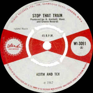 Keith & Tex - Stop That Train - VinylWorld