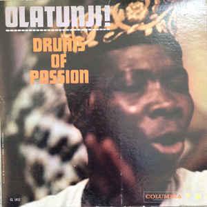 Drums Of Passion - Album Cover - VinylWorld