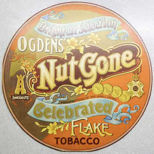 Ogdens' Nut Gone Flake - Album Cover - VinylWorld