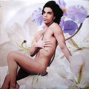 Prince - Lovesexy - Album Cover