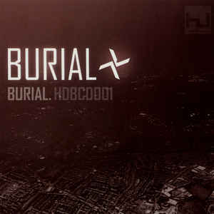 Burial - Burial - Album Cover