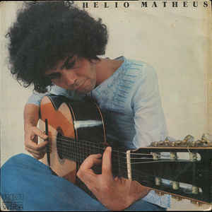 Helio Matheus - Album Cover - VinylWorld