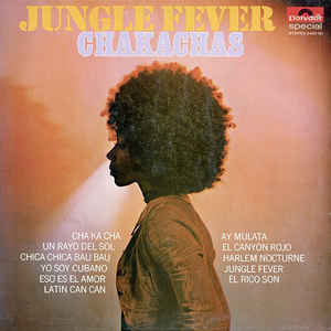 Jungle Fever - Album Cover - VinylWorld