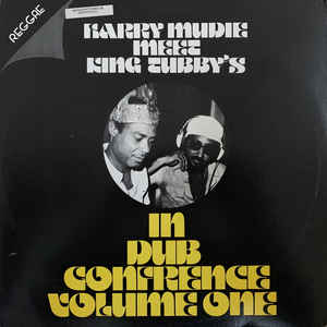 Harry Mudie - In Dub Conference Volume One - VinylWorld