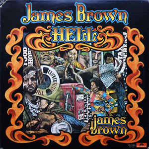 James Brown - Hell - Album Cover