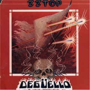 ZZ Top - Degüello - Album Cover