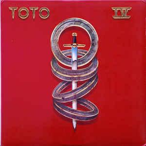 Toto - Toto IV - Album Cover