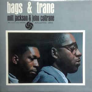 Bags & Trane - Album Cover - VinylWorld