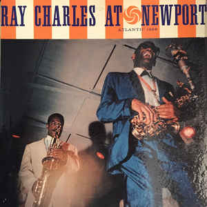 Ray Charles - Ray Charles At Newport - Album Cover