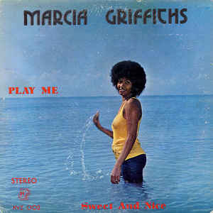 Marcia Griffiths - Sweet & Nice - Album Cover