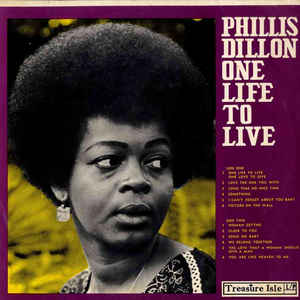 Phyllis Dillon - One Life To Live - Album Cover