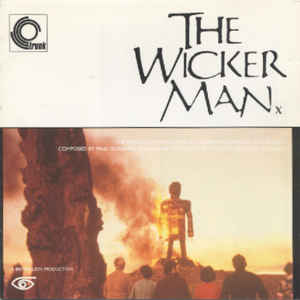 Magnet - The Wicker Man - Album Cover