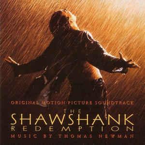 Thomas Newman - The Shawshank Redemption - Original Motion Picture Soundtrack - Album Cover