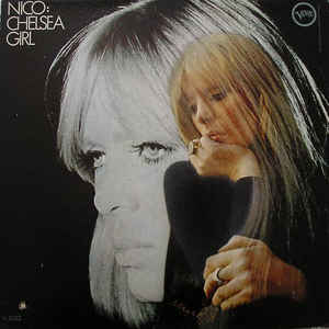 Nico (3) - Chelsea Girl - Album Cover