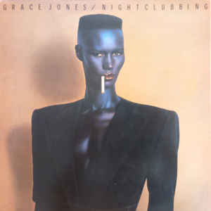 Nightclubbing - Album Cover - VinylWorld