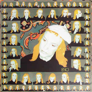 Brian Eno - Taking Tiger Mountain (By Strategy) - Album Cover